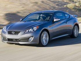 Ver foto 4 de Hyundai Genesis Coupe 2008