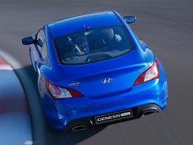 Ver foto 3 de Hyundai Genesis Coupe 2008