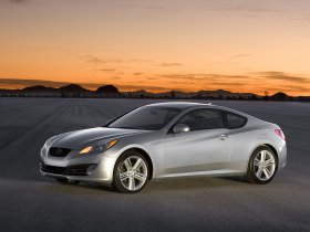 Ver foto 38 de Hyundai Genesis Coupe 2008