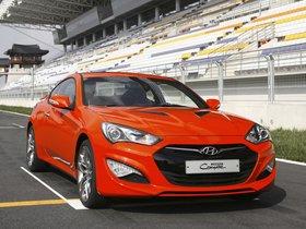 Ver foto 21 de Hyundai Genesis Coupe 2012