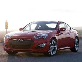 Ver foto 11 de Hyundai Genesis Coupe 2012