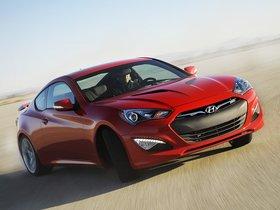 Ver foto 10 de Hyundai Genesis Coupe 2012
