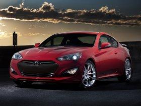 Ver foto 9 de Hyundai Genesis Coupe 2012