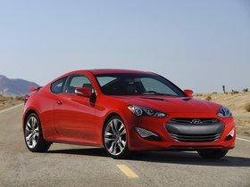 Ver foto 8 de Hyundai Genesis Coupe 2012
