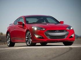 Ver foto 5 de Hyundai Genesis Coupe 2012