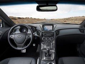 Ver foto 20 de Hyundai Genesis Coupe 2012