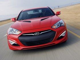Ver foto 2 de Hyundai Genesis Coupe 2012