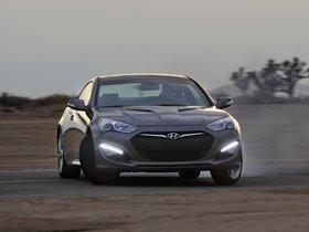 Ver foto 13 de Hyundai Genesis Coupe 2012