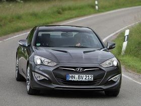Ver foto 38 de Hyundai Genesis Coupe 2012