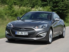 Ver foto 34 de Hyundai Genesis Coupe 2012