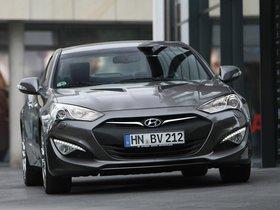Ver foto 41 de Hyundai Genesis Coupe 2012