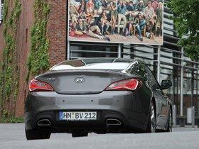Ver foto 40 de Hyundai Genesis Coupe 2012