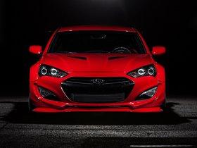 Ver foto 8 de Hyundai Genesis Coupe BTR 2014