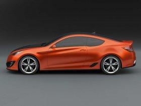 Ver foto 4 de Hyundai Genesis Coupe Concept 2007