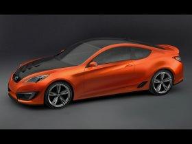 Ver foto 3 de Hyundai Genesis Coupe Concept 2007