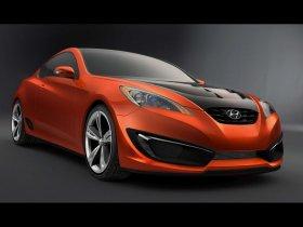 Ver foto 2 de Hyundai Genesis Coupe Concept 2007