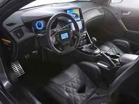 Ver foto 7 de Hyundai Genesis Coupe Legato Concept ARK Performance 2013