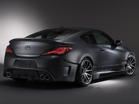 Ver foto 5 de Hyundai Genesis Coupe Legato Concept ARK Performance 2013