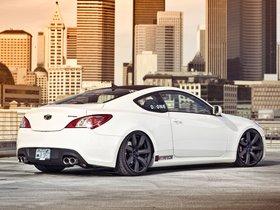 Ver foto 2 de Hyundai Genesis Coupe R-Spec Mad Panda 2012