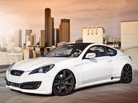 Fotos de Hyundai Genesis Coupe R-Spec Mad Panda 2012
