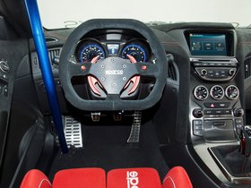 Ver foto 12 de Hyundai Genesis Coupe R-Spec Track Edition ARK Performance 2012