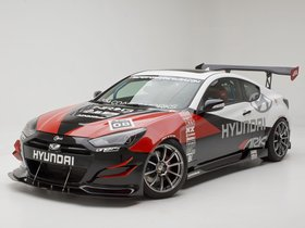 Ver foto 2 de Hyundai Genesis Coupe R-Spec Track Edition ARK Performance 2012