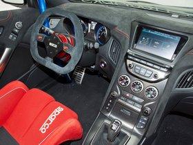 Ver foto 11 de Hyundai Genesis Coupe R-Spec Track Edition ARK Performance 2012