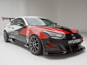 Ver foto 10 de Hyundai Genesis Coupe R-Spec Track Edition ARK Performance 2012