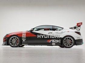 Ver foto 7 de Hyundai Genesis Coupe R-Spec Track Edition ARK Performance 2012