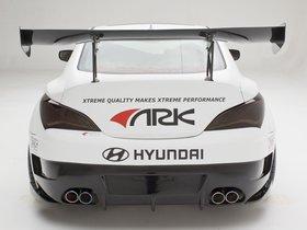 Ver foto 5 de Hyundai Genesis Coupe R-Spec Track Edition ARK Performance 2012