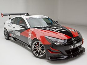 Ver foto 4 de Hyundai Genesis Coupe R-Spec Track Edition ARK Performance 2012