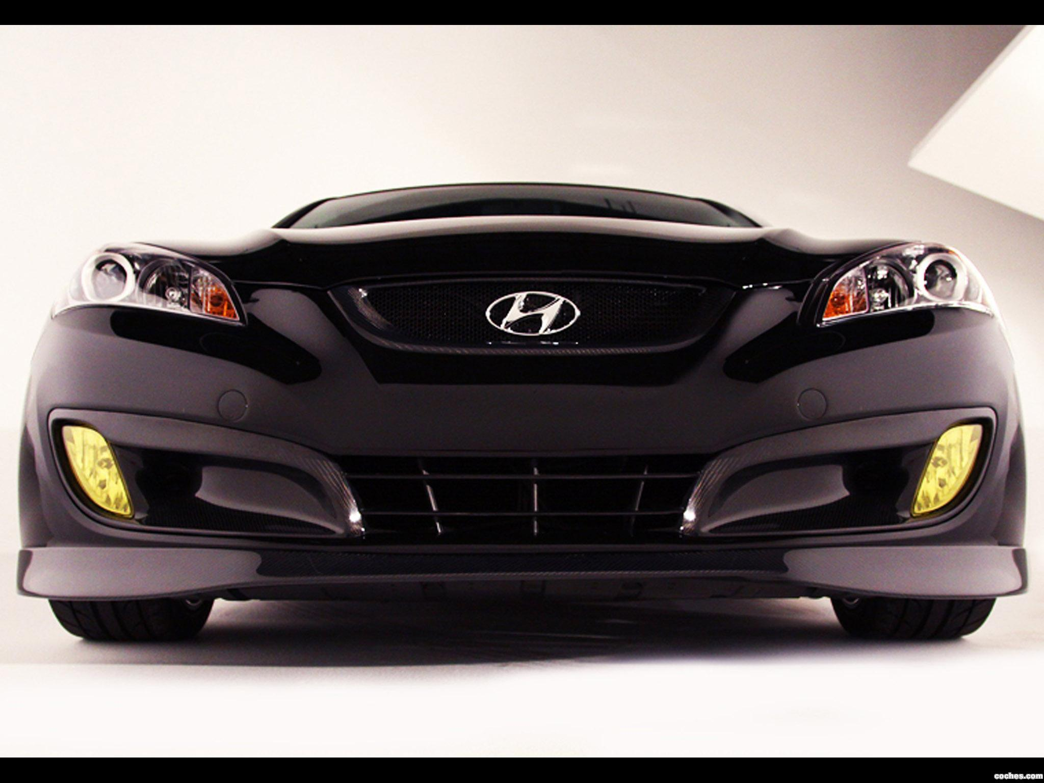 Foto 14 de Hyundai Genesis Coupe RMR RM500 2011