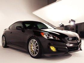 Ver foto 11 de Hyundai Genesis Coupe RMR RM500 2011