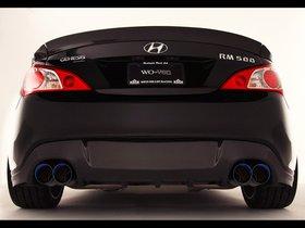 Ver foto 7 de Hyundai Genesis Coupe RMR RM500 2011