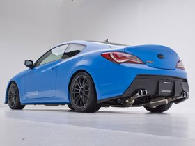 Ver foto 9 de Hyundai Genesis Coupe Racing Series Concept by Cosworth Engineering 2012