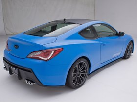 Ver foto 7 de Hyundai Genesis Coupe Racing Series Concept by Cosworth Engineering 2012