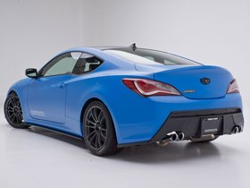 Ver foto 6 de Hyundai Genesis Coupe Racing Series Concept by Cosworth Engineering 2012