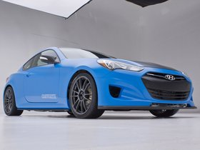 Ver foto 13 de Hyundai Genesis Coupe Racing Series Concept by Cosworth Engineering 2012