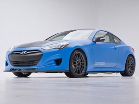 Ver foto 11 de Hyundai Genesis Coupe Racing Series Concept by Cosworth Engineering 2012