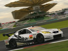 Ver foto 1 de Hyundai Genesis Coupe Super GT 2009