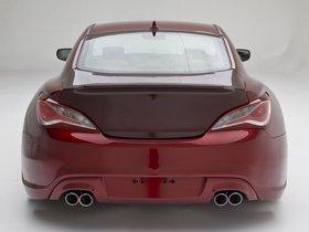 Ver foto 3 de Hyundai Genesis Coupe Turbo Concept FuelCulture 2012