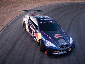 Ver foto 9 de Hyundai Genesis Coupe by RMR Red Bull 2009
