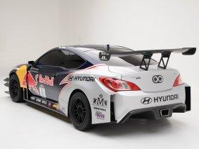 Ver foto 8 de Hyundai Genesis Coupe by RMR Red Bull 2009
