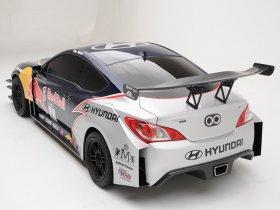 Ver foto 7 de Hyundai Genesis Coupe by RMR Red Bull 2009