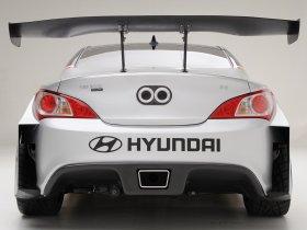Ver foto 6 de Hyundai Genesis Coupe by RMR Red Bull 2009