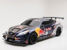 Ver foto 5 de Hyundai Genesis Coupe by RMR Red Bull 2009
