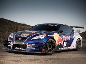 Ver foto 4 de Hyundai Genesis Coupe by RMR Red Bull 2009