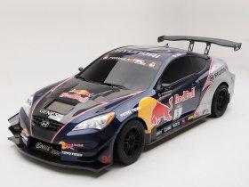Ver foto 3 de Hyundai Genesis Coupe by RMR Red Bull 2009