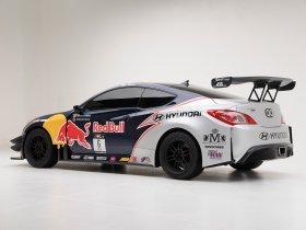 Ver foto 2 de Hyundai Genesis Coupe by RMR Red Bull 2009