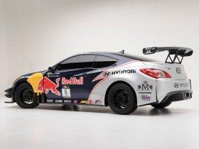 Ver foto 16 de Hyundai Genesis Coupe by RMR Red Bull 2009